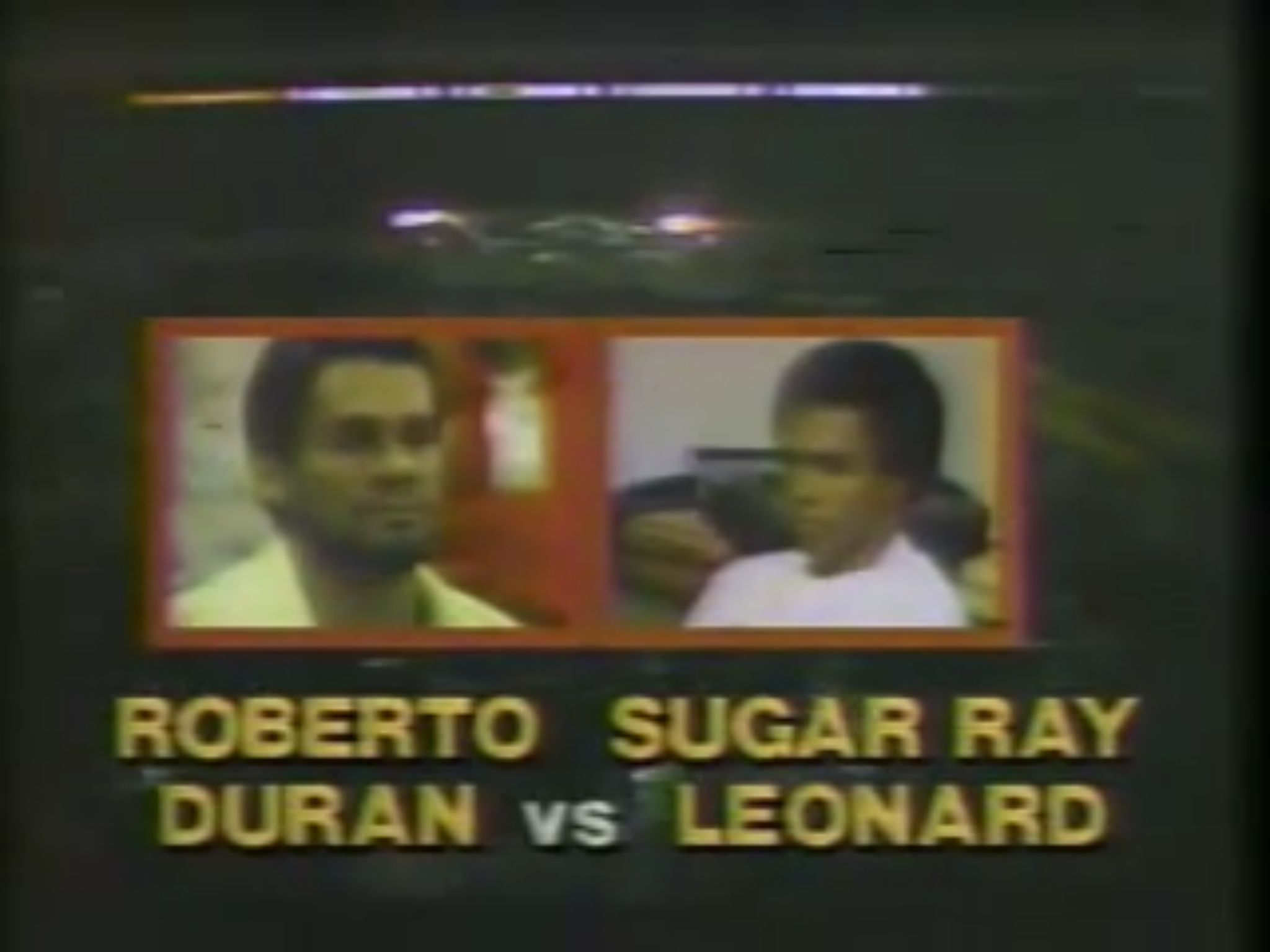ABC Sports boxing coverage