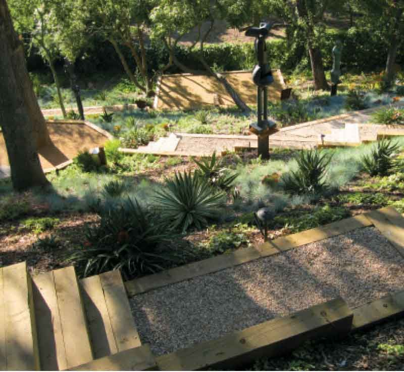 Side And Backyard Idea: Erosion Control The Natural Way