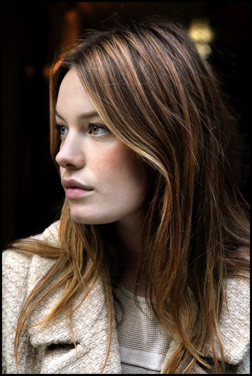 Camille Rowe | muse | camille | Pinterest | Hair coloring, Hair ...
