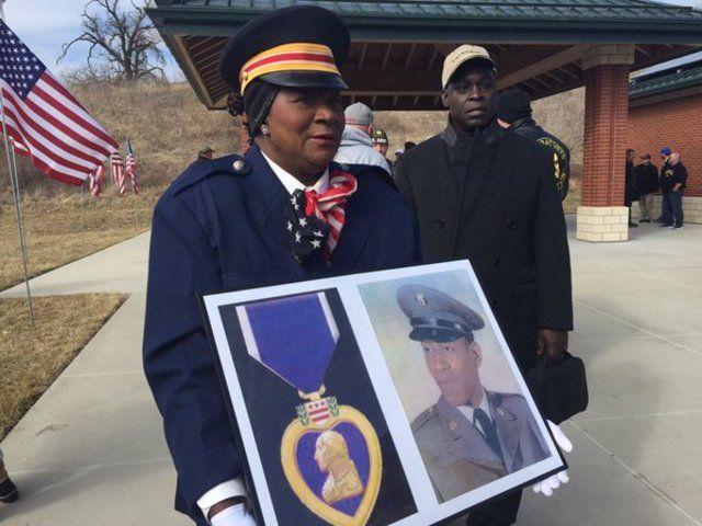Va Holds Funeral For Homeless Vietnam Vet Military Funeral Honors Military Honors Vietnam Vets