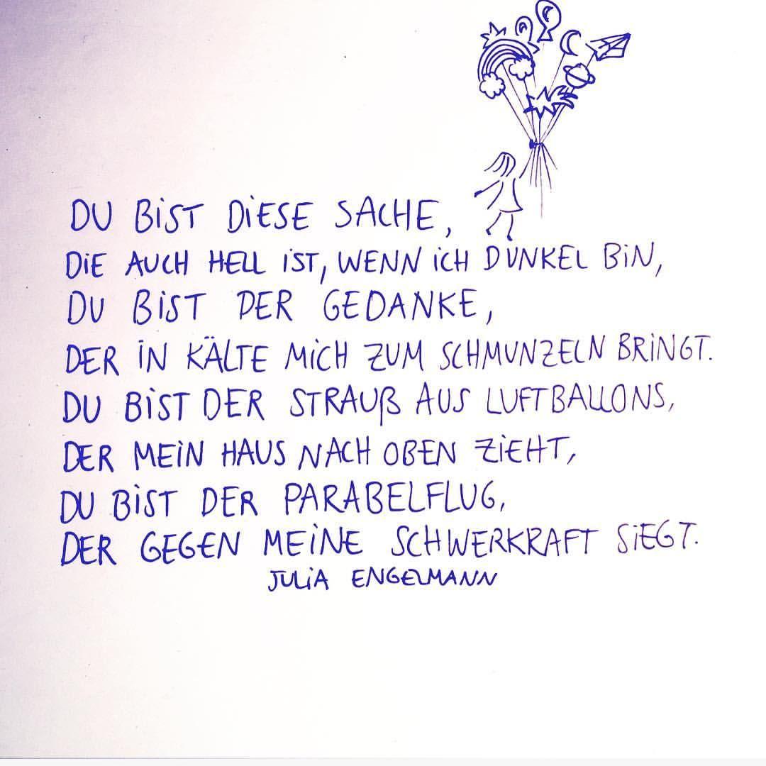 Idee Von Mana C Auf Zitate Julia Engelmann Zitate Valentines