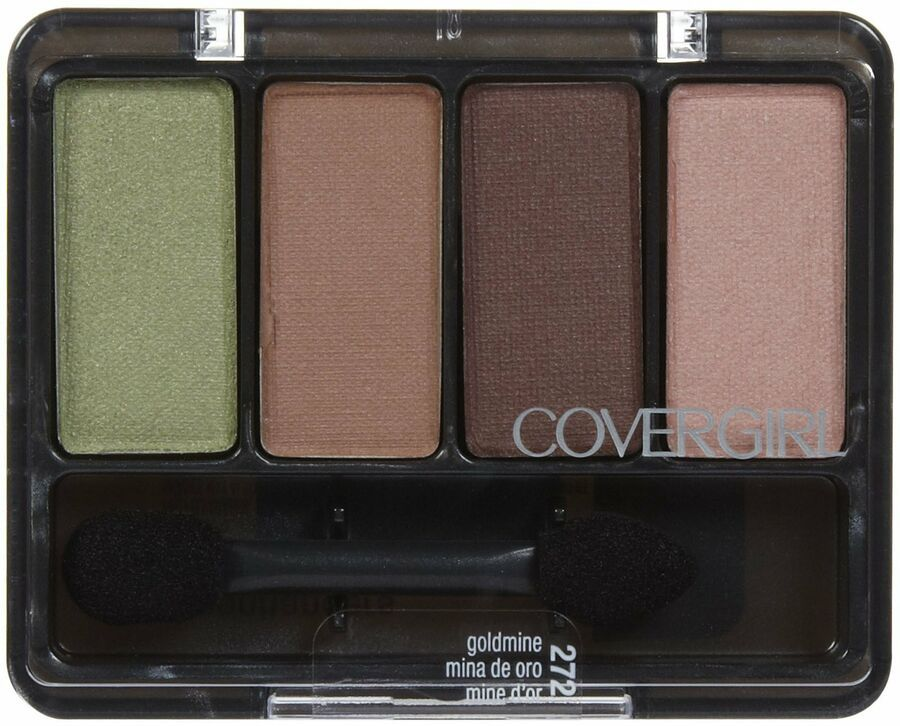 Covergirl Eye Enhancers 3 4 Color Eye Shadow Palettes Choose Your Style Enhancers Amp Covergirl Covergirl Eye Enhancers Covergirl Eyeshadow Eyeshadow