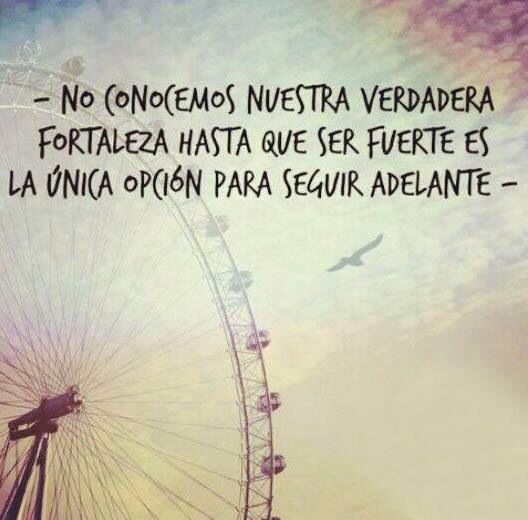 Fortaleza Words Quotes Me Quotes Spanish Quotes