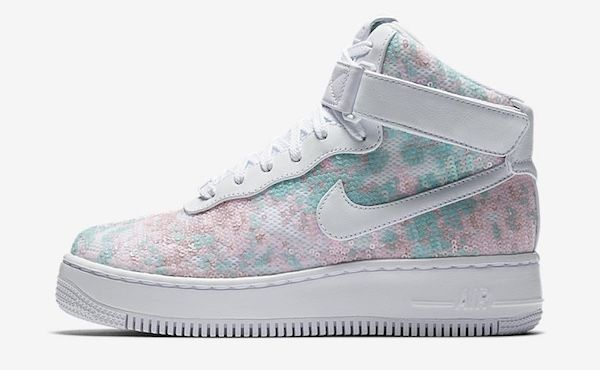 5bd77332dc2 Nike Releases Air Force 1 Sneakers For Unicorns