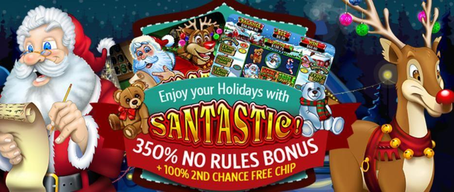 Casino Bonus Codes NABBLE on Christmas promotion, Casino