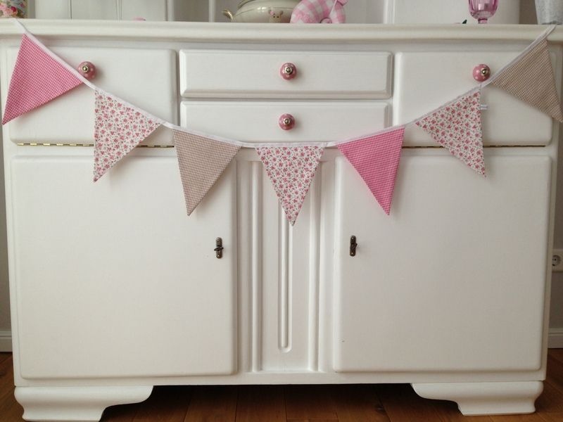 Wimpelkette | // baby // | Baby Room, Sewing und Baby