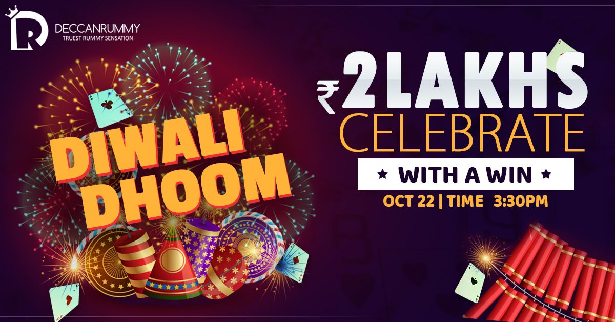 Get your fireworks ready, participate in our diwali
