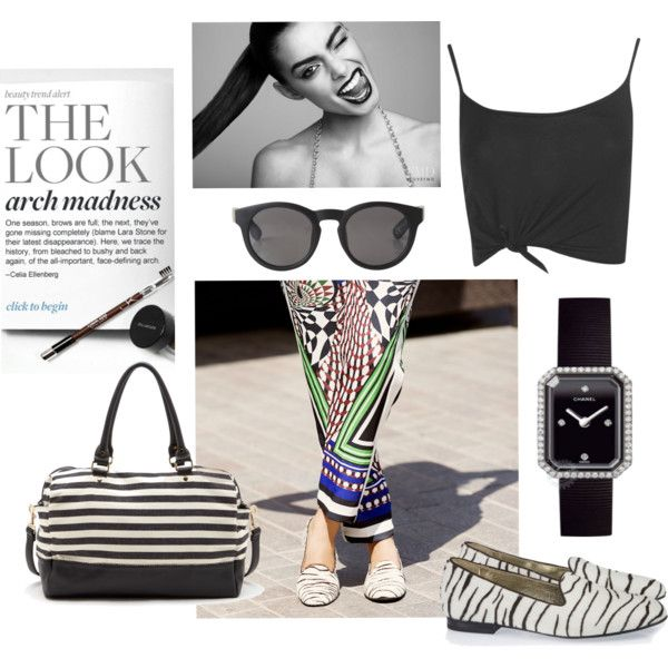 A summer day in SouSeeBella loafers by atmayfair on Polyvore featuring Boohoo, Sole Society, Chanel and Monki