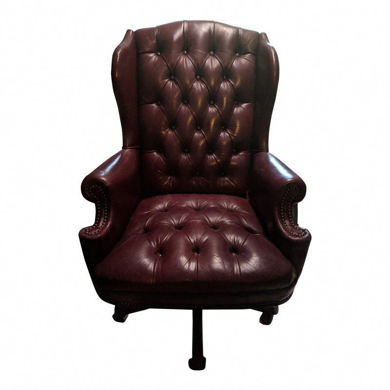 tufted leather executive office chair burgundy leather chesterfield tufted leather executive chair chesterfieldchair