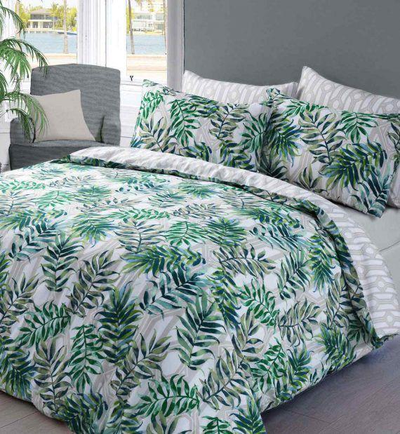 Japanese Floral Reversible Polycotton Duvet Quilt Cover Bedding Set Pillow Case