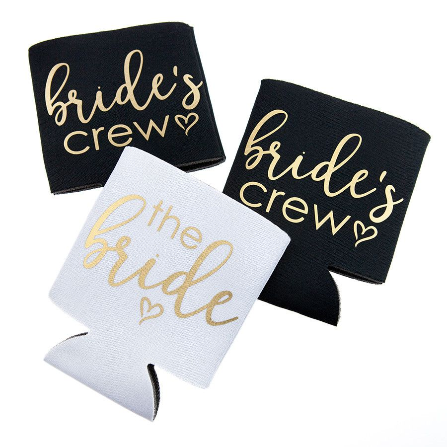 bachelorette party can koozies | Engagement Gifts | Pinterest ...