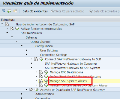 ODATA services from Queries BEX | SAP ABAP News & Updates