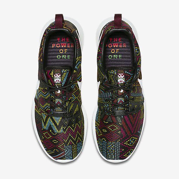 best service bac1b 4ee07 Nike Roshe One Jacquard BHM Women s Shoe