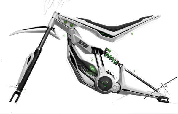 e bike sketch on behance bicycles e bike moped. Black Bedroom Furniture Sets. Home Design Ideas