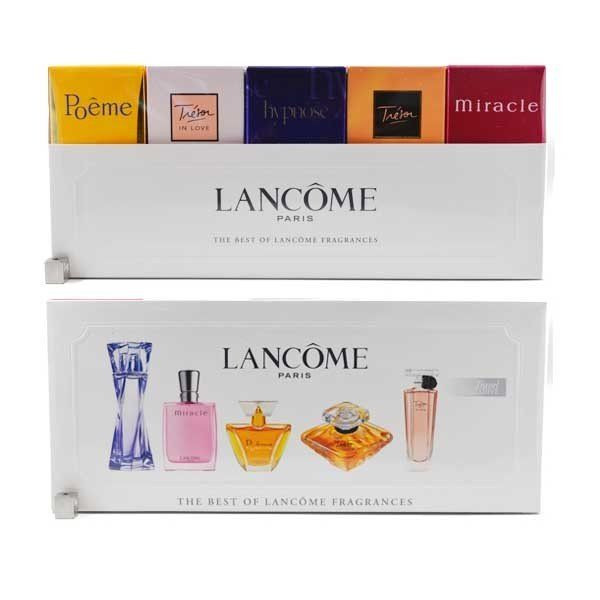 The Best Of Lancome by Lancome 5 Piece Gift Set for Women #perfume ...