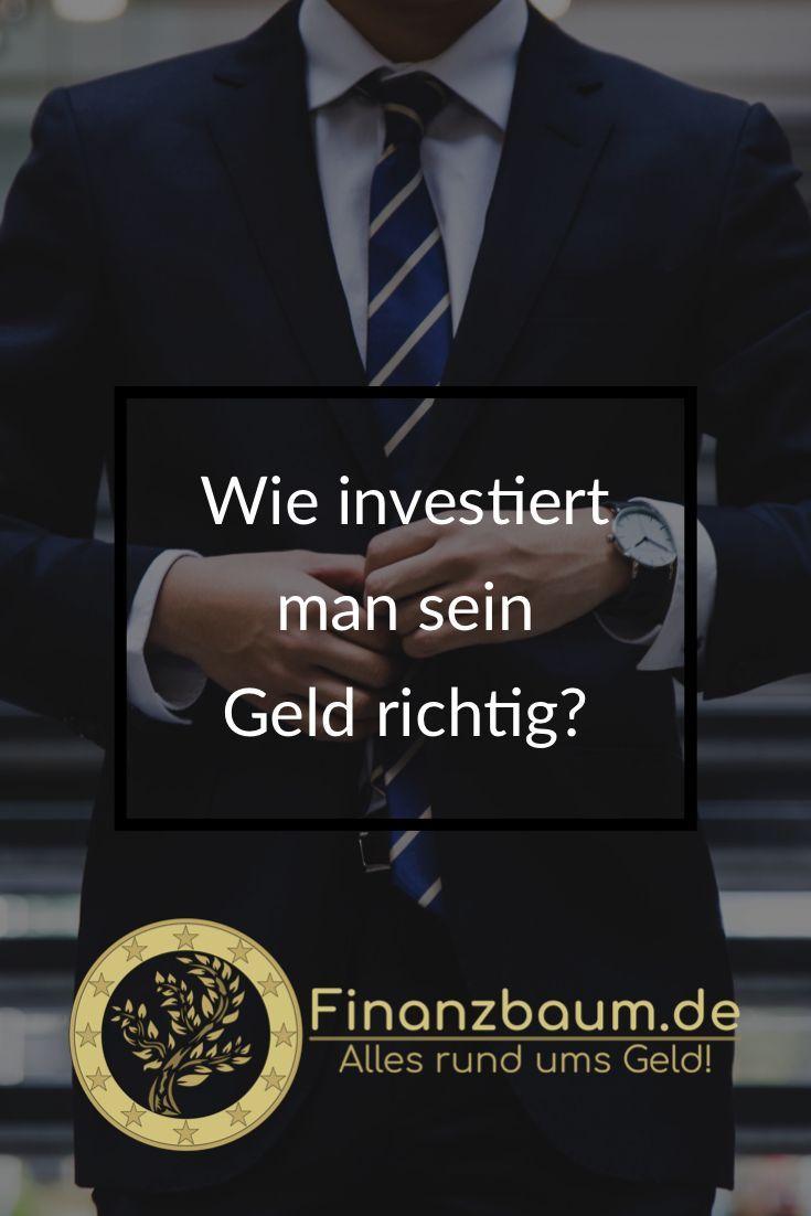 Online Geld Investieren