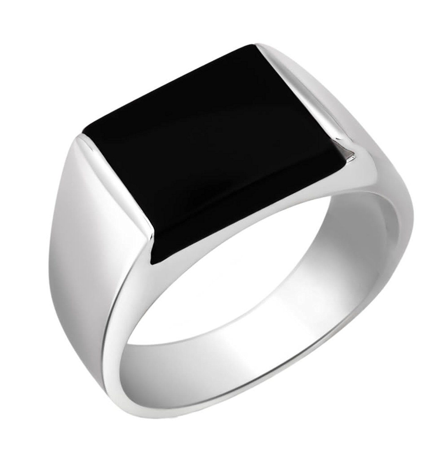 in monte man square men for en ring onyx silver nt n cristo rings