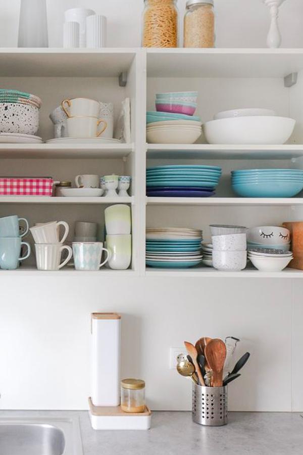 5 ideen für einen aufgeräumten küchenschrank