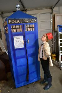 Step 20: Dress up like the Doctor and BE AWESOME.