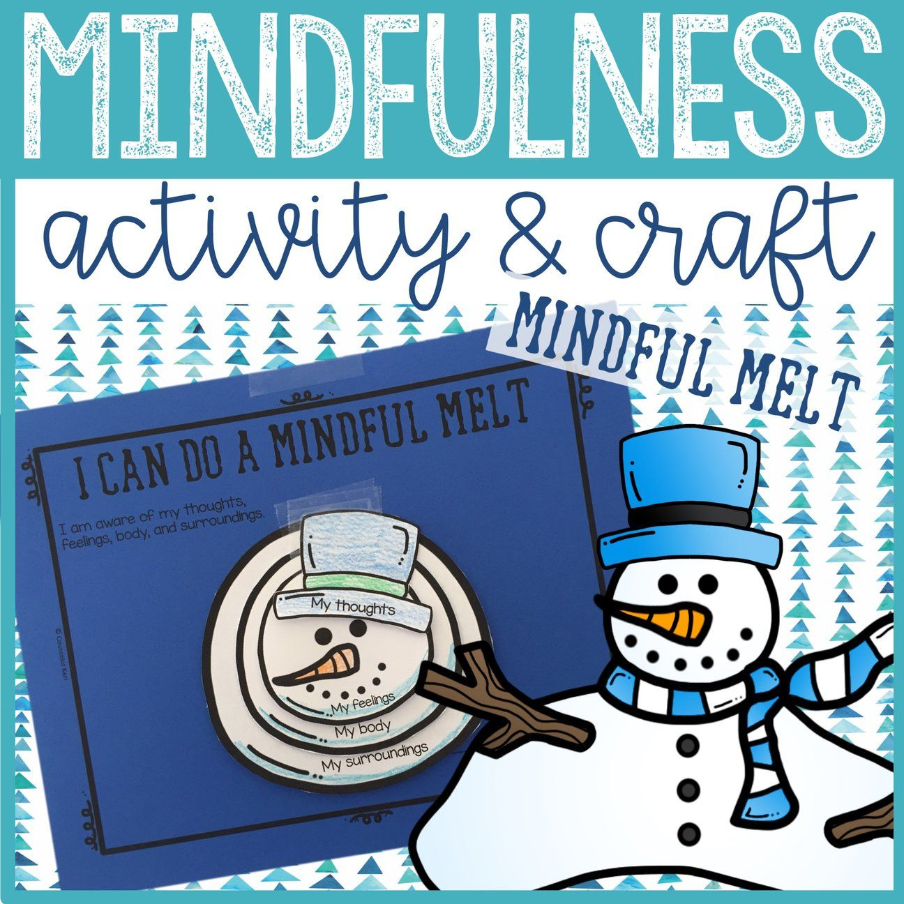 Mindfulness Classroom Guidance Lesson With Mindfulness