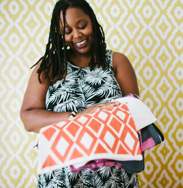 I am so excited to be featured on @The Everygirl!