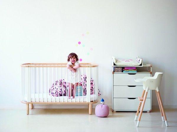 Nueva colección de muebles de bebé Flexa | Kids corner, Babies and ...