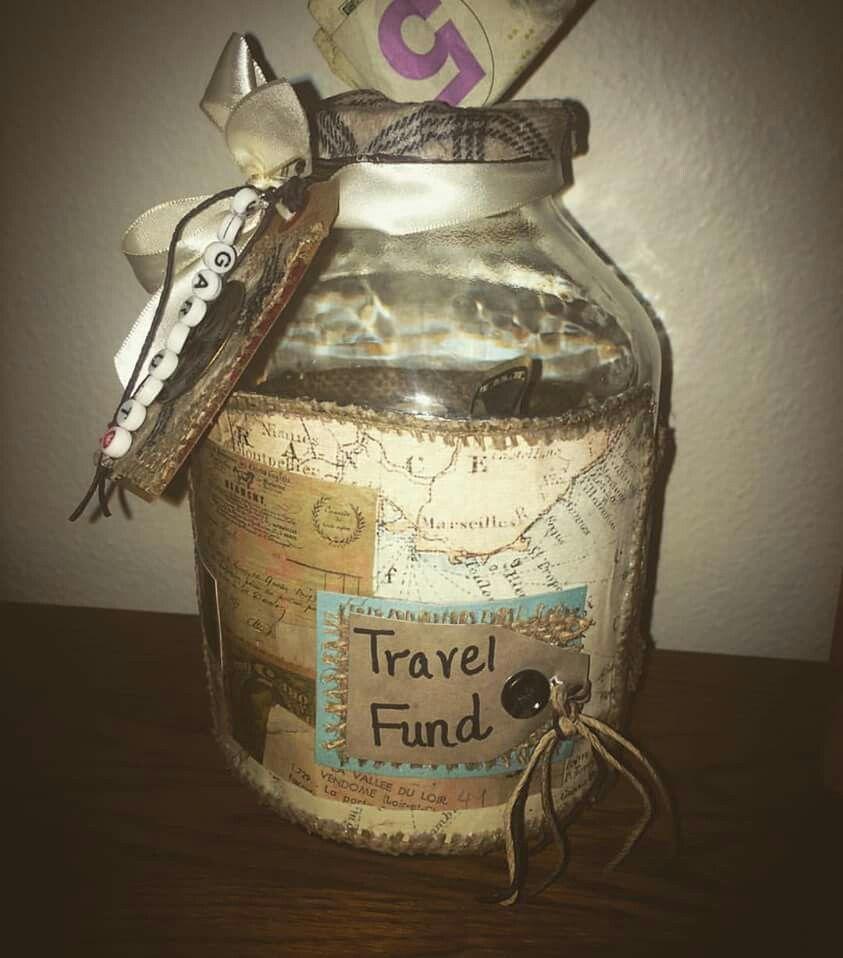 Travel Fund - Jar Craft