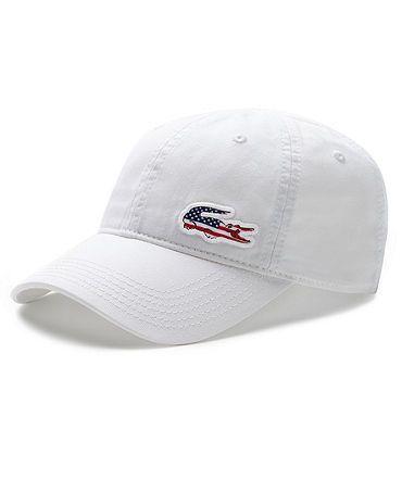 b8dfddb4ca2 Lacoste Hat