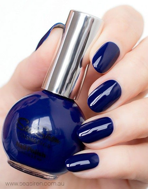 "NAVY SEAL"" - Nail Polish 
