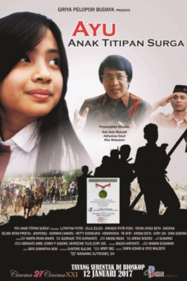 Ayu Anak Titipan Surga (2017) - Film, Sinopsis, Pemain
