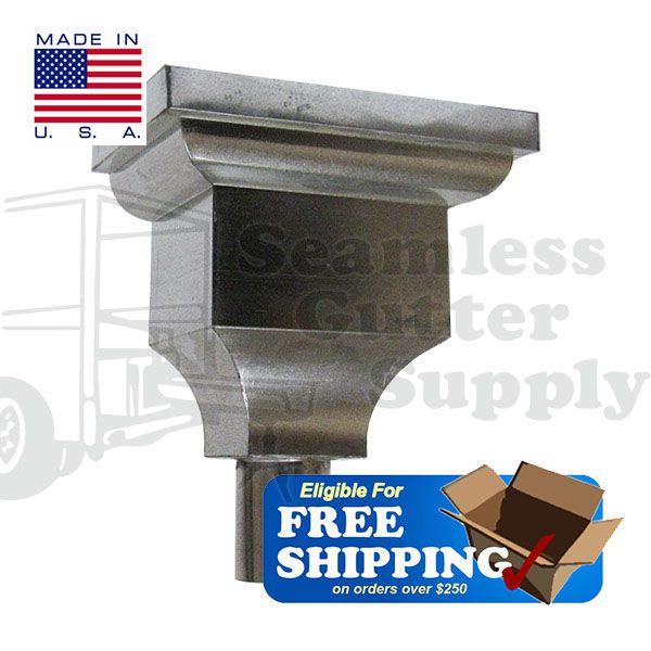 Seamless Gutter Supply Seamless Gutters House Restoration Seamless