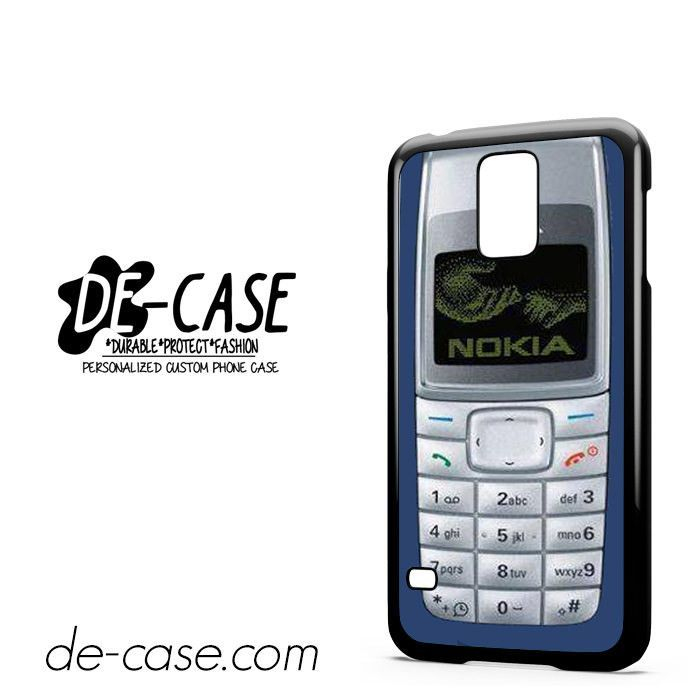 Nokia Old Mobile 1110 DEAL 8007 Samsung Phonecase Cover For Samsung Galaxy S5 / S5 Mini