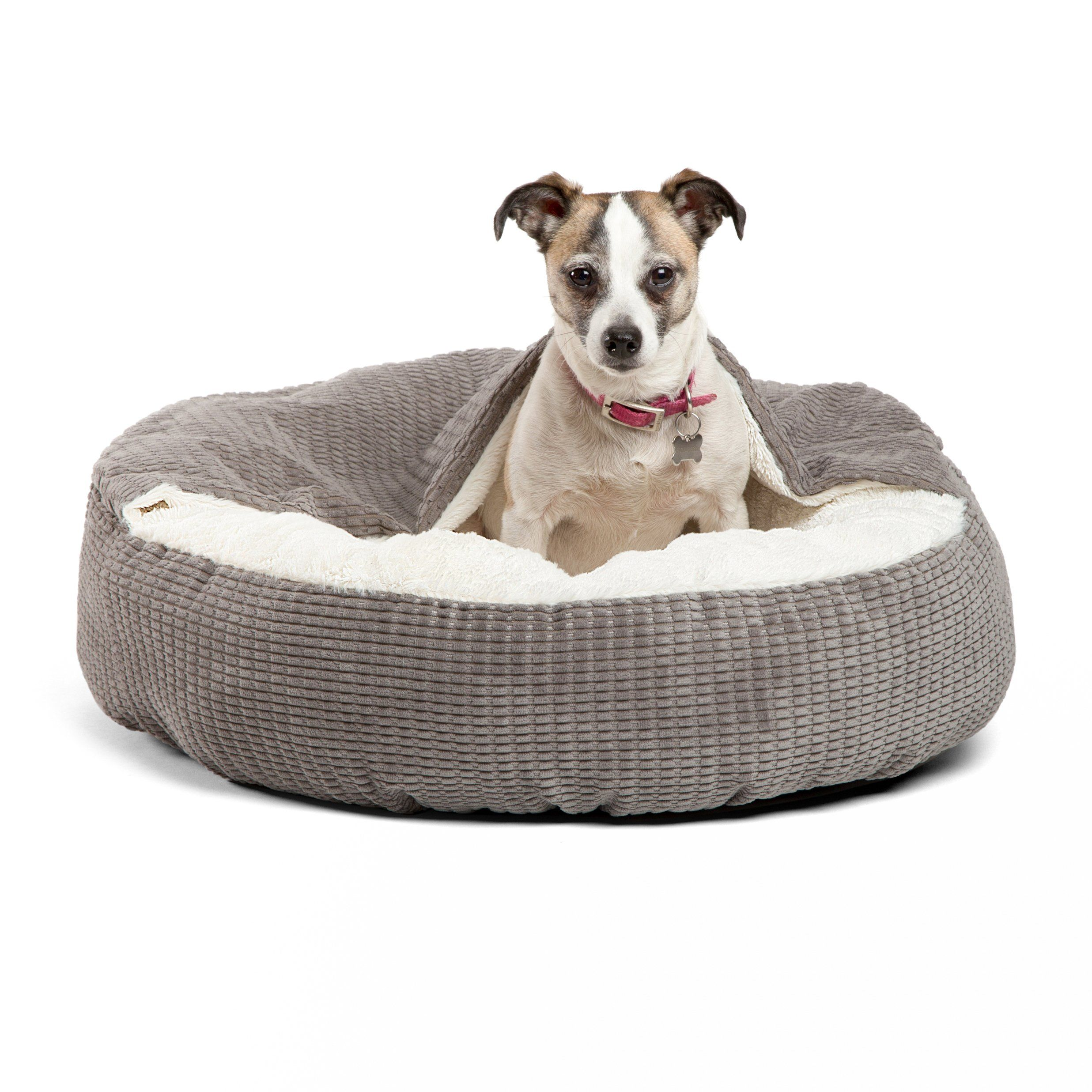 Best Friends By Sheri Cozy Cuddler C Luxury Dog And Cat Bed With
