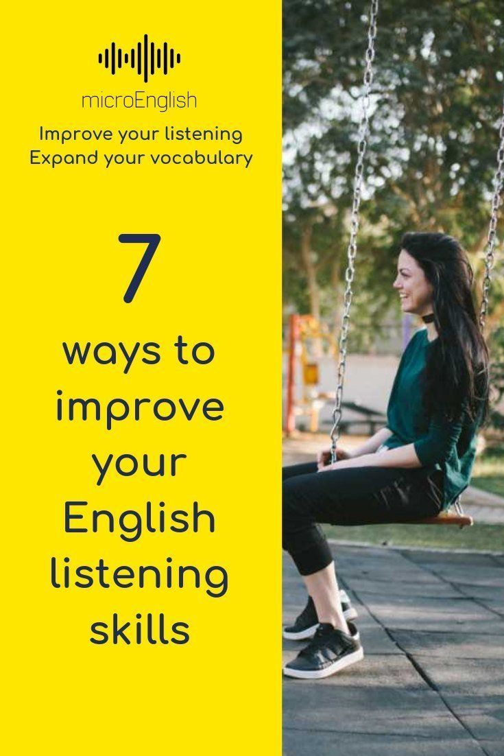 Do you need some advice on how to improve your english
