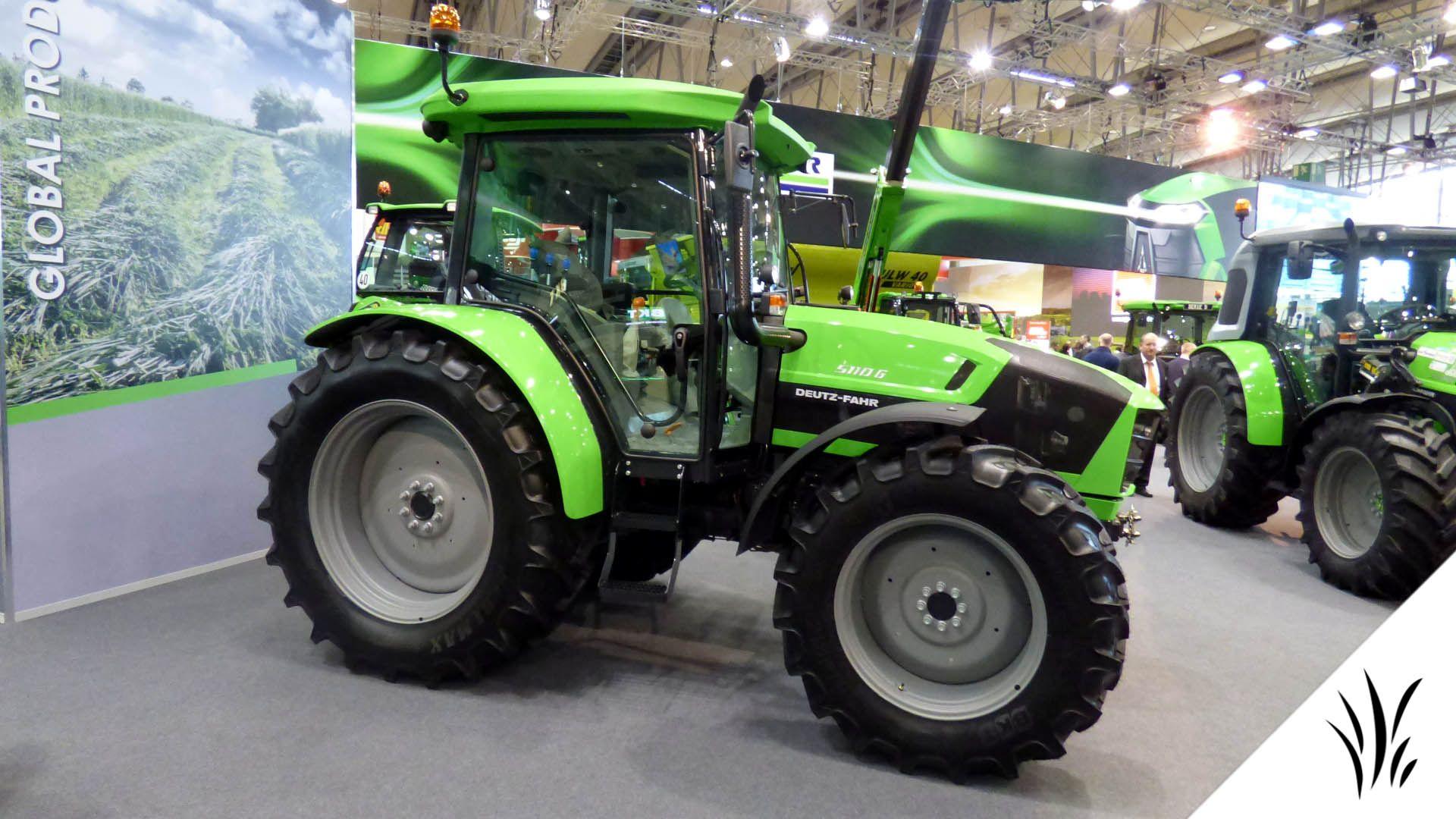 deutzfahr 5110 g �� tractor mania �� pinterest tractor