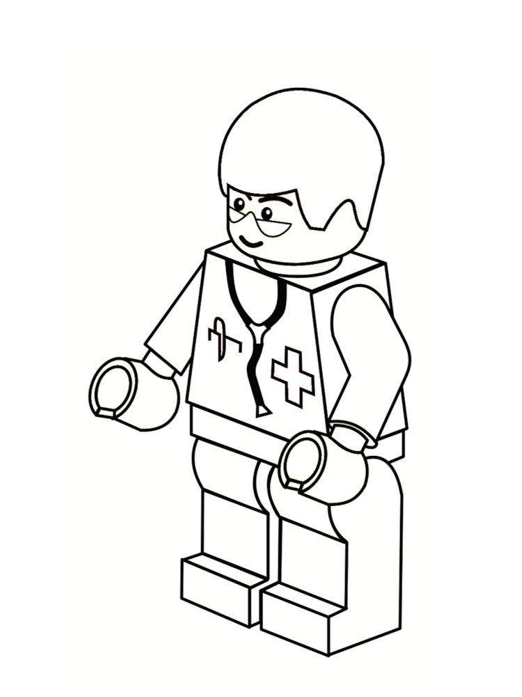 Coloriage Lego 20 Dessins A Imprimer Gratuitement Lego Coloring Pages Lego Coloring Minion Coloring Pages