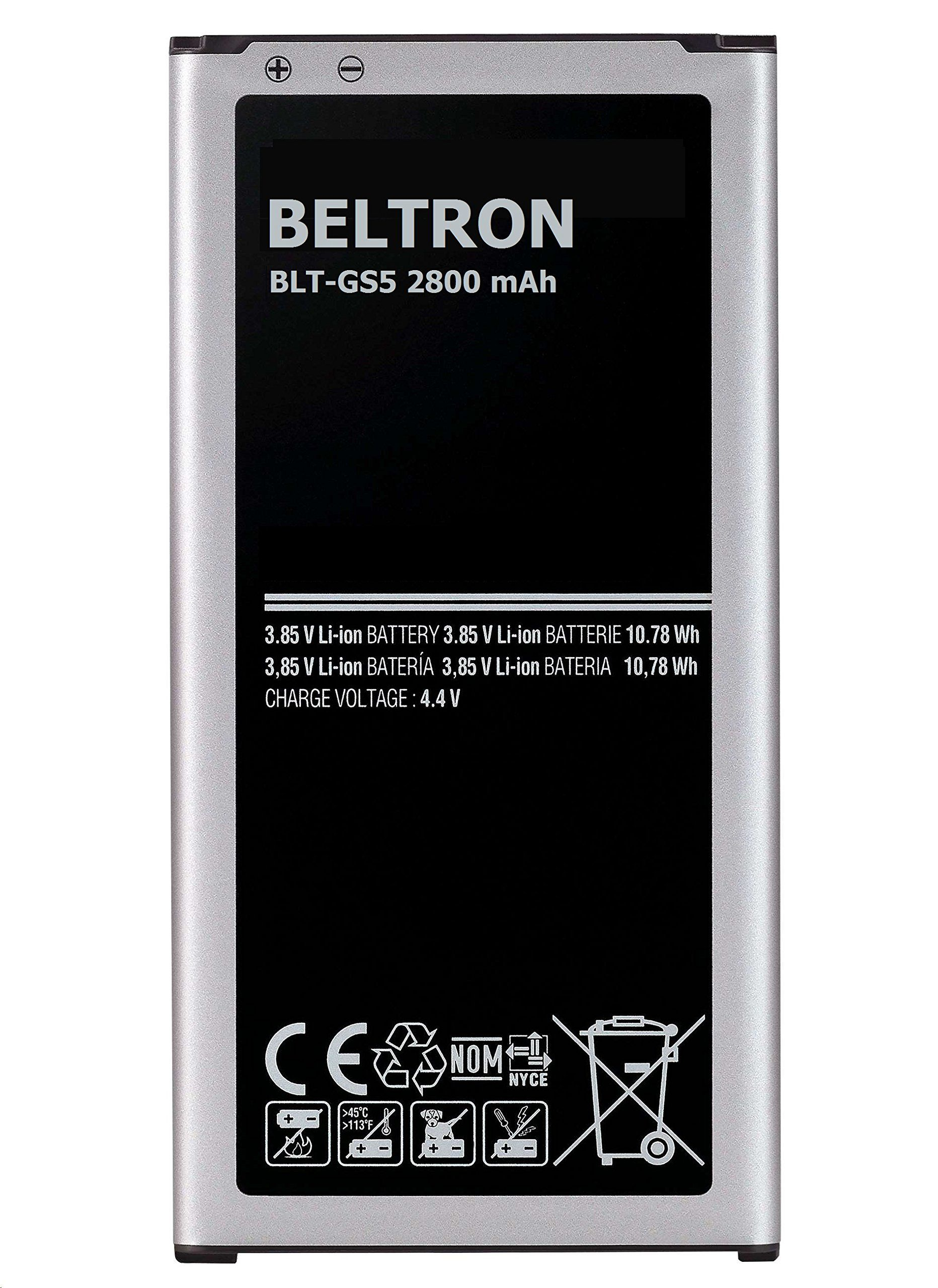 New 2800 Mah Beltron Replacement Battery For Samsung Galaxy S5 S5 Active G870 G900 I9600 Eb Bg900 Https Top Samsung Galaxy S5 Galaxy S5 Samsung Galaxy