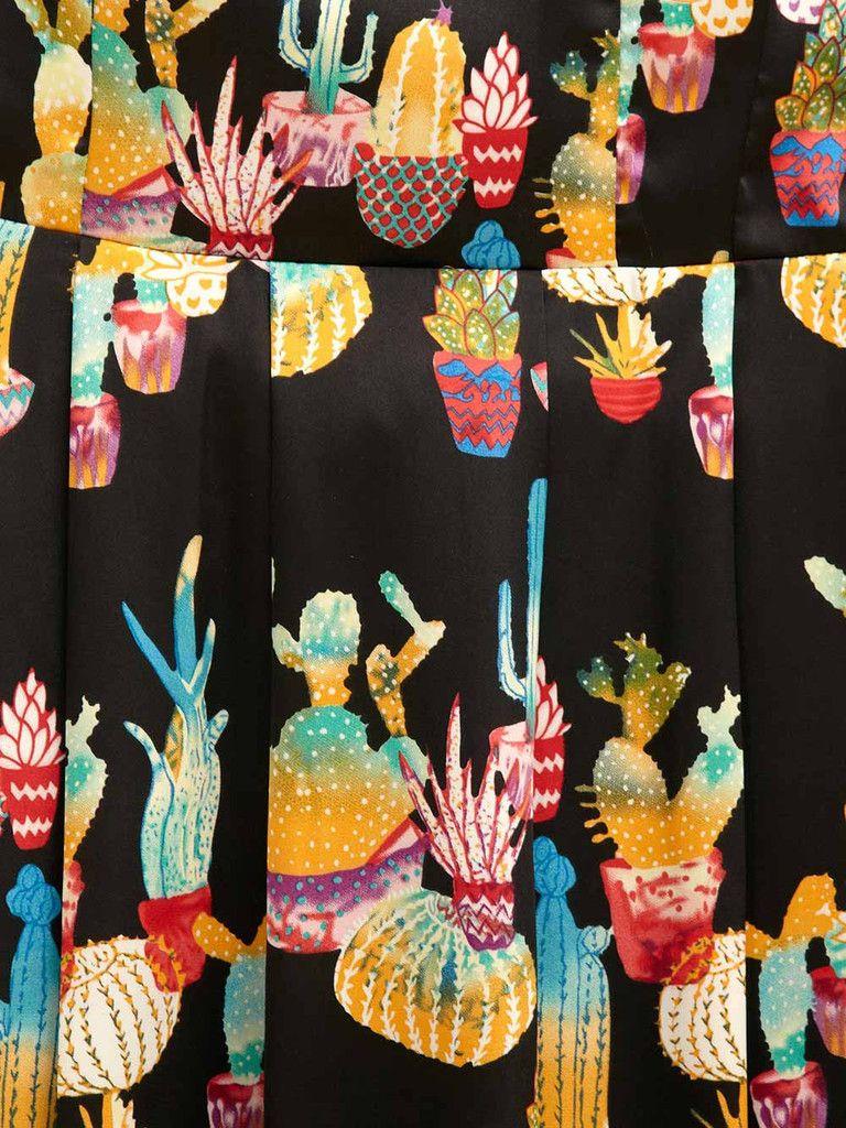 Dancing Cactus Dress – Sister Jane