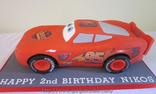 Character Birthday Cakes Asda ~ Lightning mcqueen birthday cake asda picture birthday cake