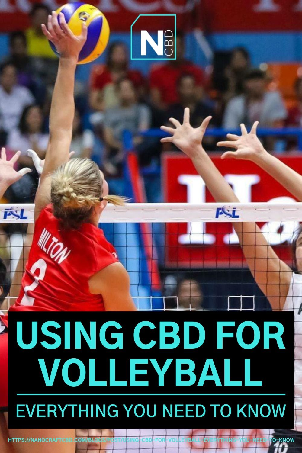 Using Cbd For Volleyball Everything You Need To Know In 2020 All Natural Vitamins Volleyball Need To Know