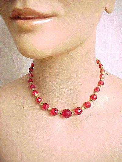 1930s vintage red... $22