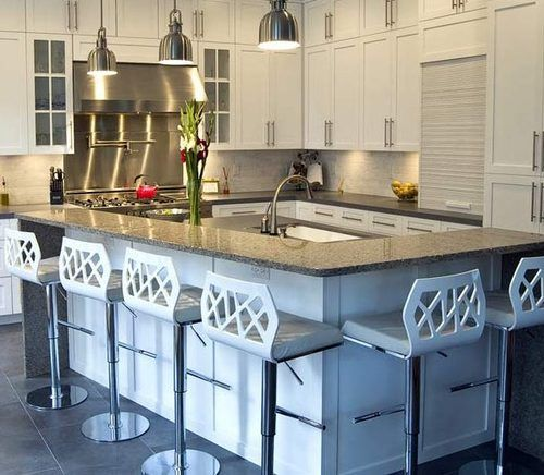 Kitchen Counter Top Trend Recycled Glass For the Home