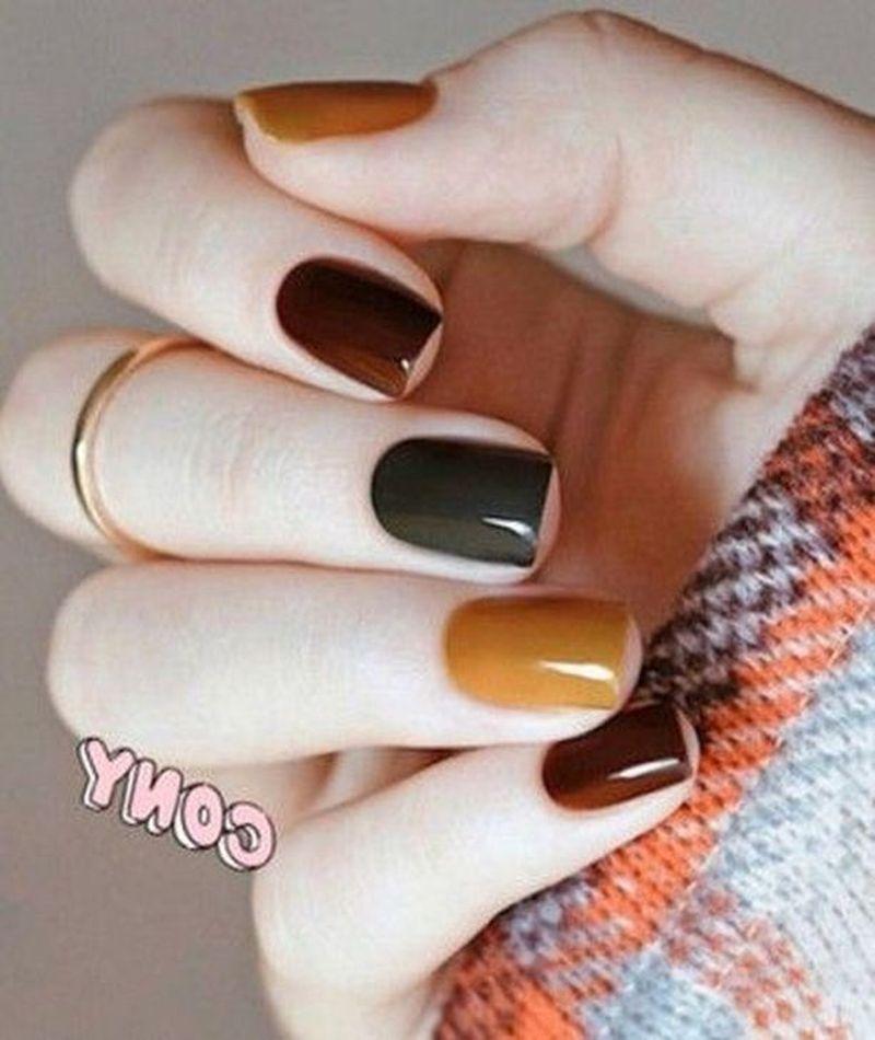 47 beliebte Winter-Nagelfarben, die in dieser Saison hervorragend aussehen   – Women Nails