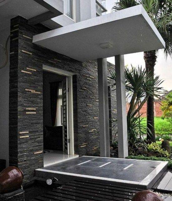 Desain Teras Samping Rumah Minimalis Desain Rumah Indonesia Rumah Minimalis Kanopi Rumah