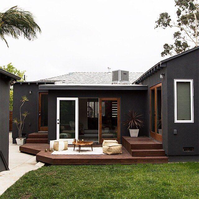 Exterior Colors Sarah Sherman Samuel:patio Before U0026 After