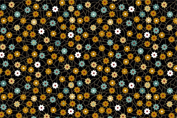 """Check out Seamless pattern """"Flowers"""" by Sunny_Lion on Creative Market"""