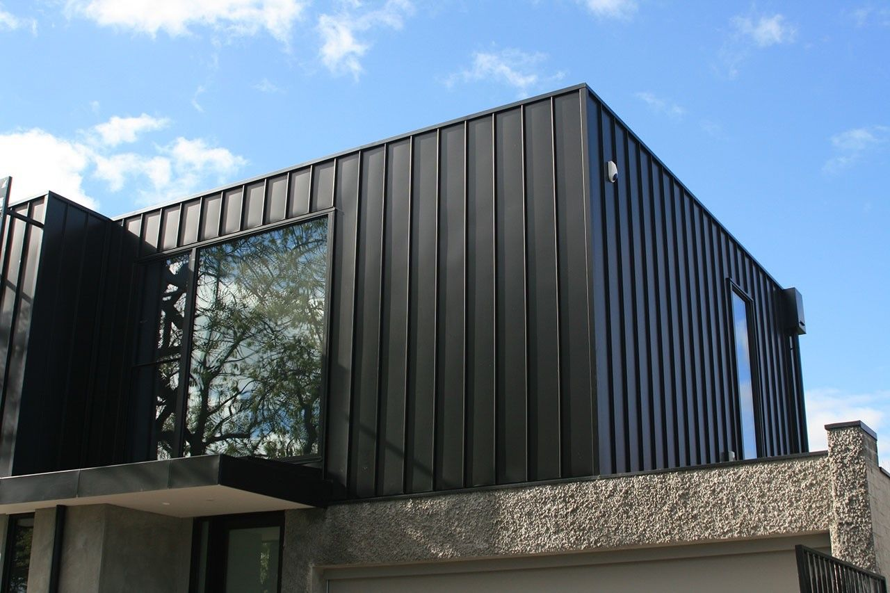 No 1 Architectual Panel System Nail Strip 1 Metal Cladding Cladding Cladding Systems