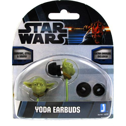 Star Wars Earbuds - Electronic Gadgets - Office Desk Toys, Geek Swag & Cool Gadgets at KlearGear.com