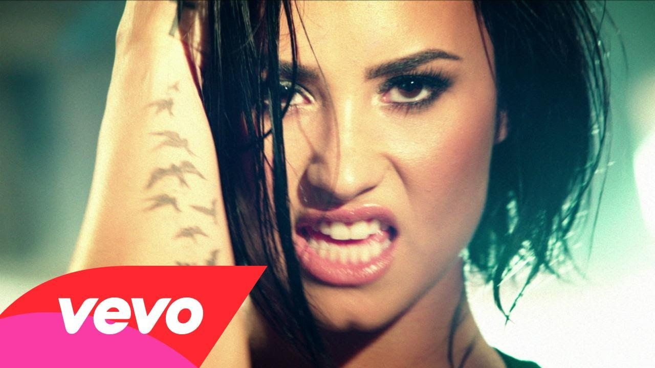 Demi Lovato Confident Official Video Robert Rodriguez Directed Music