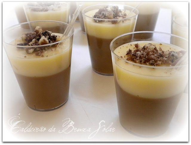 Brigadeiro de café com leite